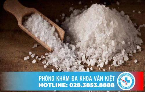 Trị ngứa vùng kín bằng muối đem lại hiệu quả rất cao