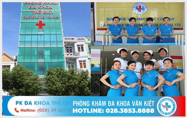 Địa chỉ phòng khám phụ khoa tốt nhất tại TPHCM